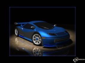 Обои Машинко: , 3D Авто