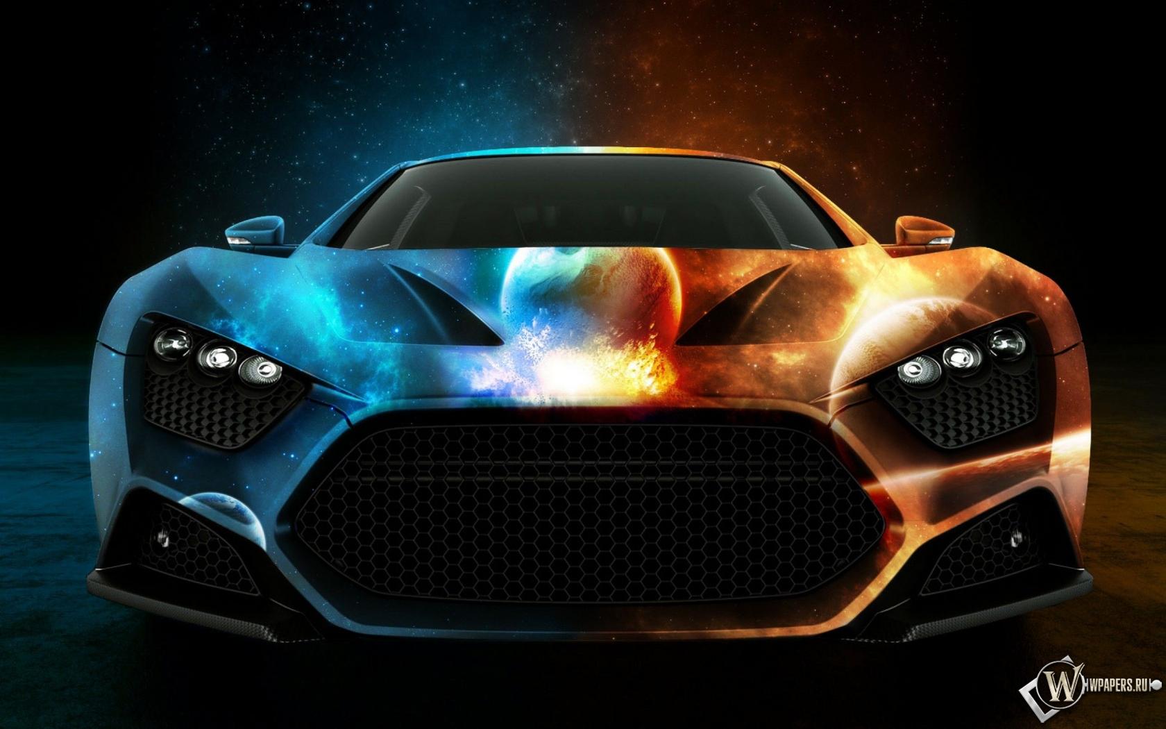 Машина двух миров 1680x1050