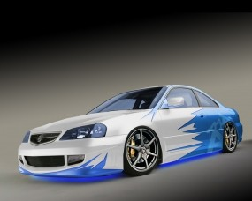 Обои 3D Acura: Acura, 3D Авто