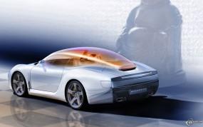 Обои Rinspeed zaZen: Rinspeed, 3D Авто