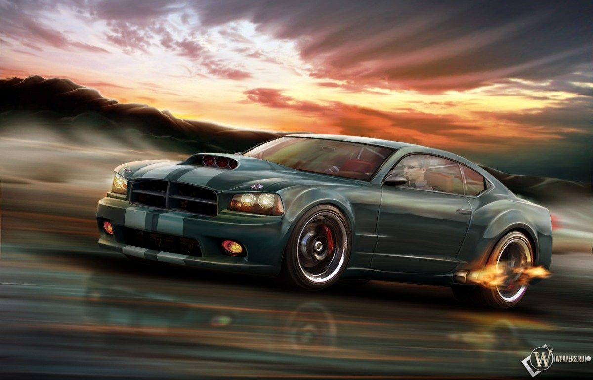 Dodge Charger 1200x768