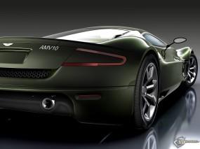Обои Aston Martin AMV10 concept: Aston Martin AMV10, 3D Авто