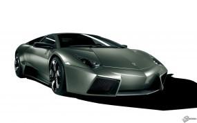 Обои 3D Lamborghini Reventon: Lamborghini Reventon, 3D Авто