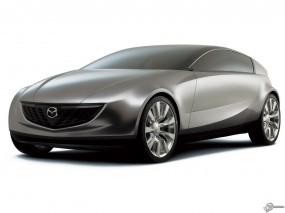 Обои 3D Mazda: Mazda, 3D Авто