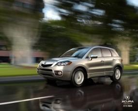 Обои Acura RDX (Акура RDX): Внедорожник, Авто, Acura RDX, Acura