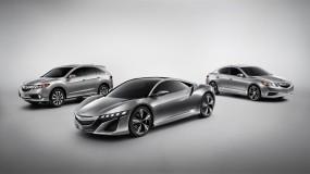 Обои Акуры: Acura, Семейство, Acura