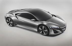 Обои Концепт Acura NSX: Concept, Acura NSX, Acura