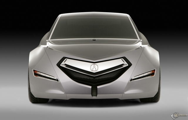 Acura Advanced Sedan Concept (2006)