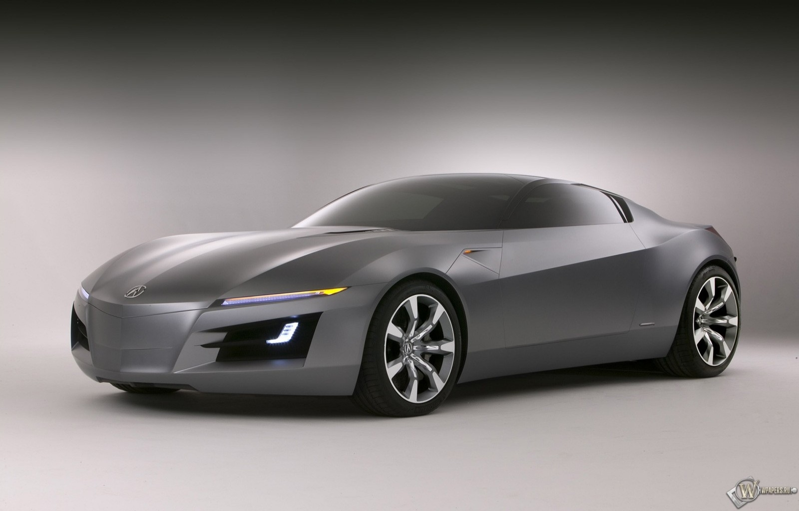 Acura Advanced Sports Car Concept (2007) 1600x1024