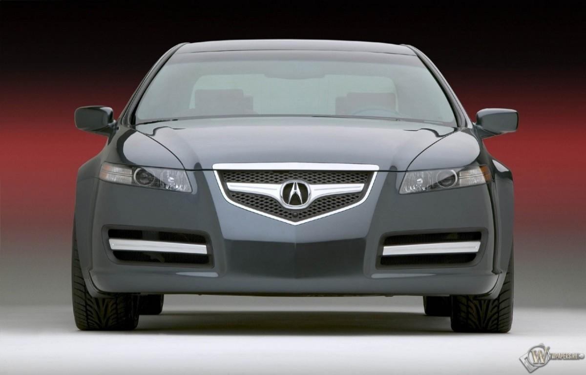Acura Concept TL A-Spec 1200x768