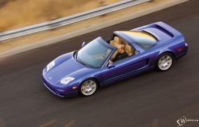 Обои Acura NSX: Кабриолет, Acura NSX, Acura