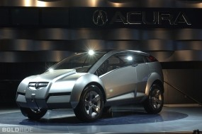Обои Acura RD-X Concept: Внедорожник, Acura RD-X, Acura