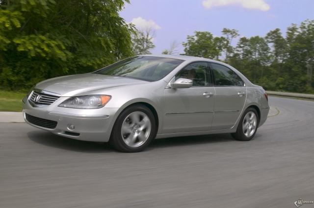 Acura RL (2009)