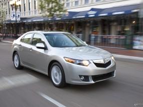 Обои Acura TSX (2009): Acura TSX, Acura