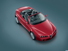 Обои Alfa Romeo: Кабриолет, Alfa Romeo, Alfa Romeo