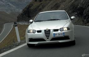 Обои Alfa Romeo 147 GTA (2002): Alfa Romeo 147 GTA, Alfa Romeo