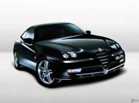 Обои Alfa Romeo GTV (2003): Alfa Romeo GTV, Alfa Romeo