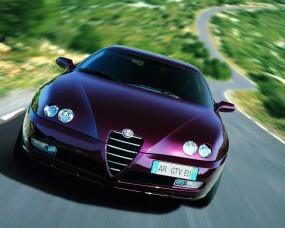 Обои Alfa Romeo GTV (2003): Путь, Альфа Ромео, Трасса, Alfa Romeo GTV, Alfa Romeo