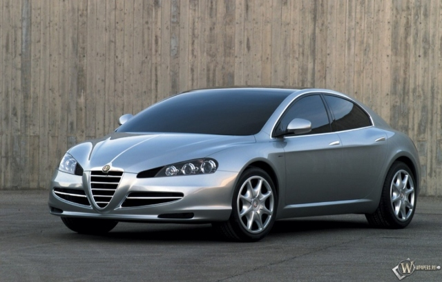 ... Alfa Romeo Visconti (2004): Alfa Romeo Visconti   WPAPERS.RU