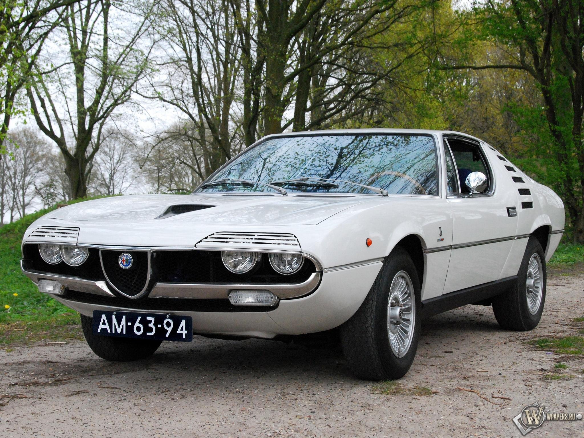 Alfa Romeo Montreal 2048x1536