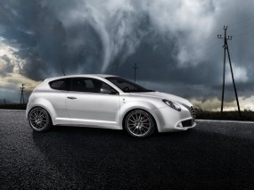 Обои Alfa-Romeo Quadrifoglio: Машина, Альфа Ромео, Alfa Romeo Quadrifoglio, Alfa Romeo
