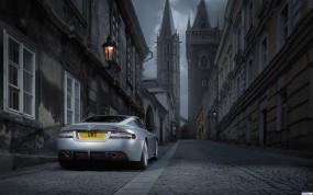Обои Aston Martin: Астон Мартин, Aston Martin