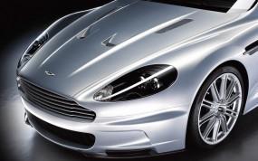 Обои Aston Martin DBS: Астон Мартин, Титанки, Ксенон, Бампер, Aston Martin DBS, Aston Martin
