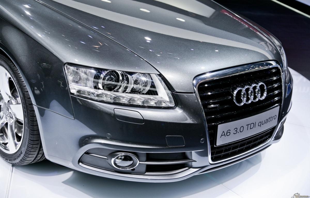 Скачать обои Audi A6 (2009) (Audi A6, Allroad) для ...: http://wpapers.ru/wallpapers/avto/Audi/2403/1200-768_Audi-A6-(2009).html