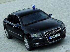 Audi A8 W12 Security (2008)