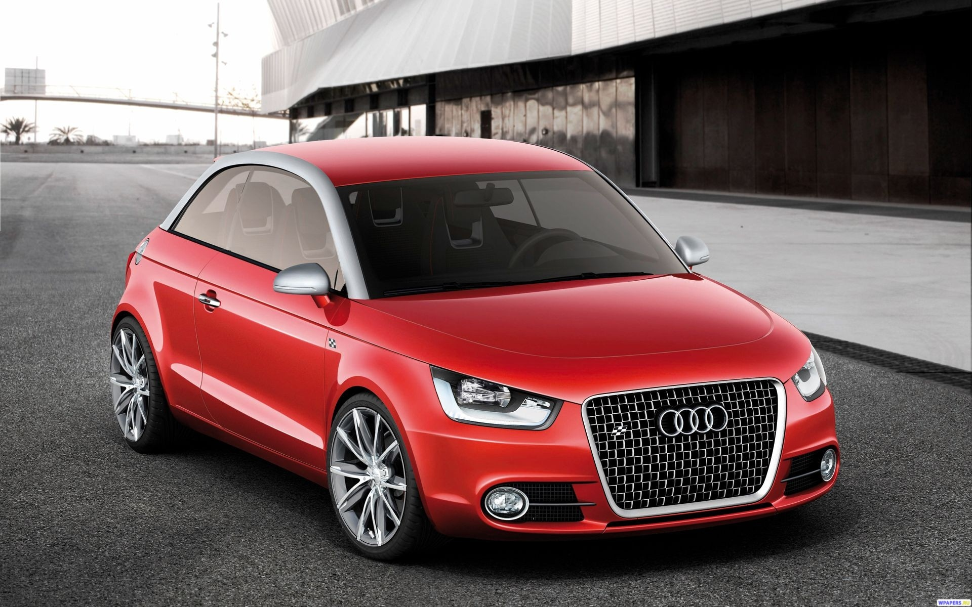 Фото Audi.