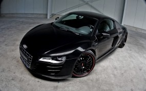 2011 Wheelsandmore Audi R8 V10 .6 - Front Angle Top
