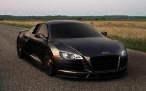 Audi R8 Stealth
