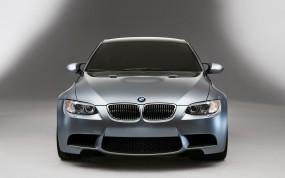 Обои BMW M3: BMW, Серебристый, BMW M3, BMW