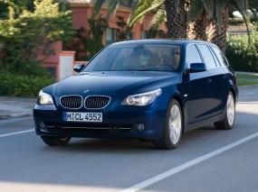 BMW 5 Series Touring (2007)