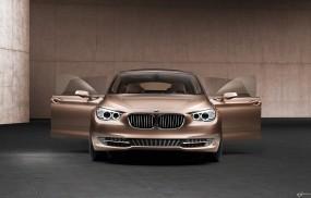 BMW 5 Series Gran Turismo (2009)