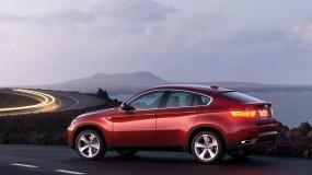 Обои BMW X6: BMW, BMW X6, BMW