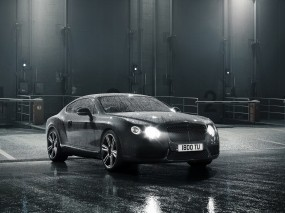 Bentley-Continental GT V8