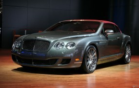 Bentley 2010 Continental GTC Speed