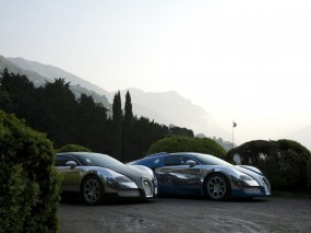 Обои Бугатти верон: Bugatti Veyron, Bugatti