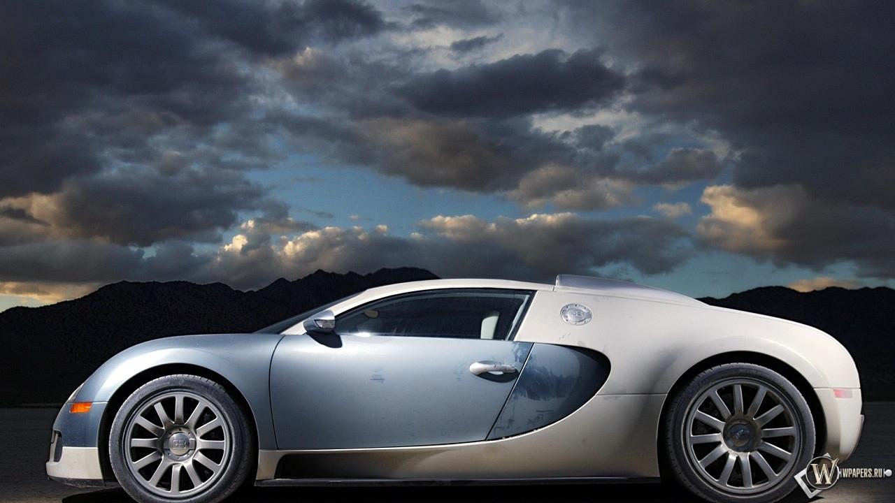 bugatti veyron bugatti veyron 1280 720 16 9. Black Bedroom Furniture Sets. Home Design Ideas