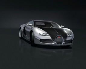 Обои Bugatti: Bugatti, Чёрный фон, Bugatti