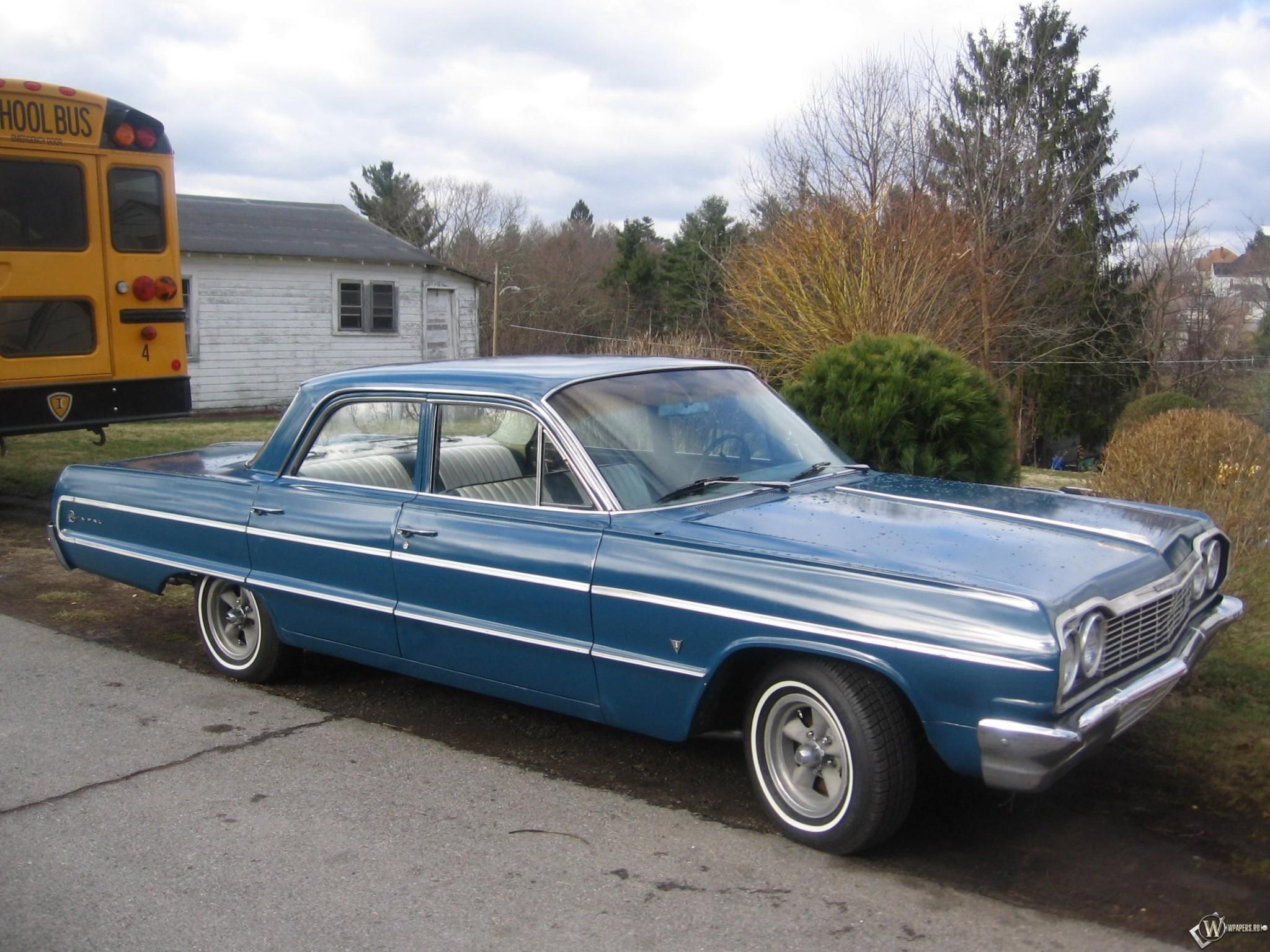 Chevrolet Impala 1964   Autos Post