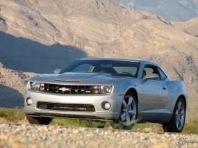 Обои Chevrolet Camaro SS: Chevrolet Camaro, Chevrolet