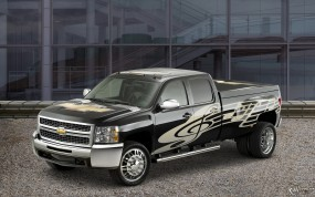 Chevrolet Silverado HD Country Music