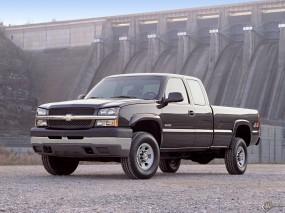 Chevrolet Silverado Heavy Duty