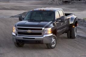 Chevrolet Silverado Heavy Duty Crew Cab
