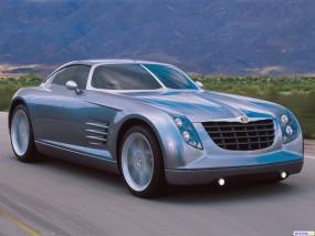 Обои Chrysler: Спорткар, Chrysler, Chrysler
