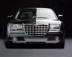 Chrysler 300C Black