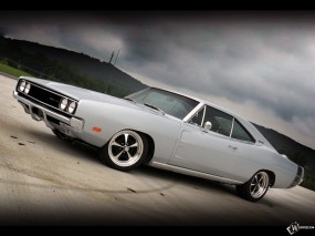 Обои Dodge Charger: Dodge Charger, 3D Авто