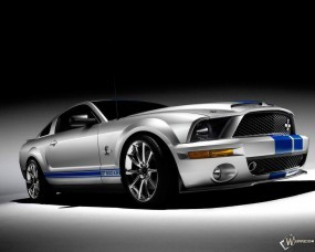 FORD MUSTANG CONVERTIBLE SHELBY GT500